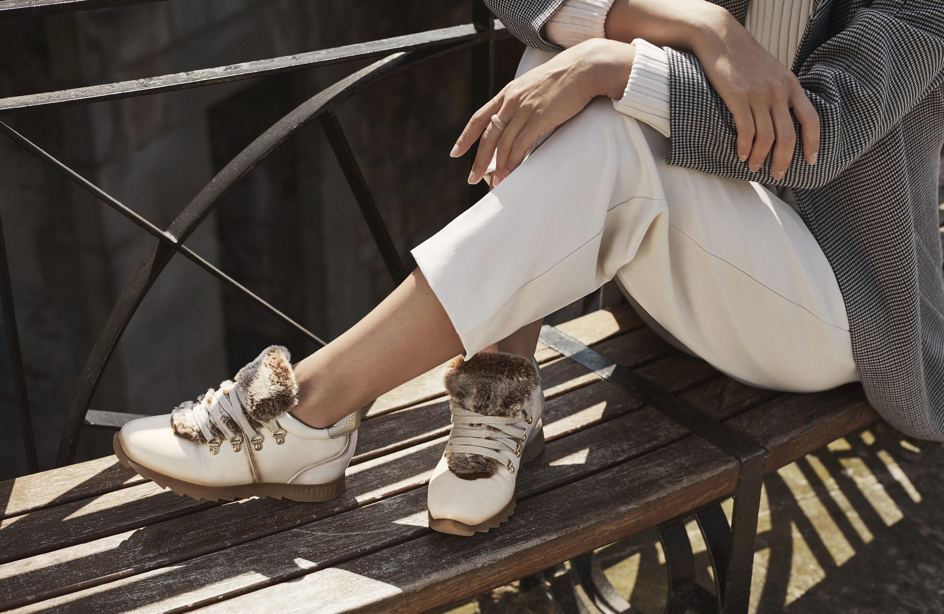 Zapatos cómodos de mujer